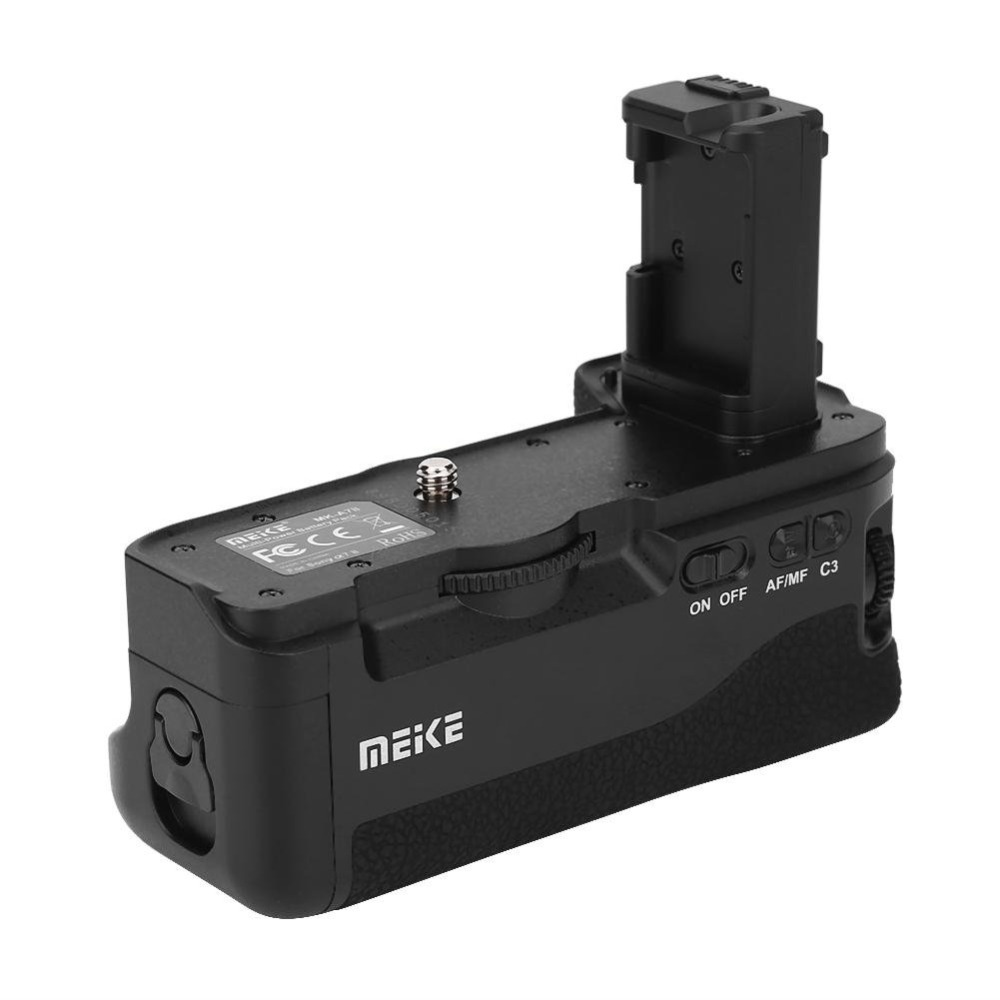 Meike MK A7II Vertical Battery Grip Holder for Sony A7II A7S2 A7M2 A7R2 A7R II as