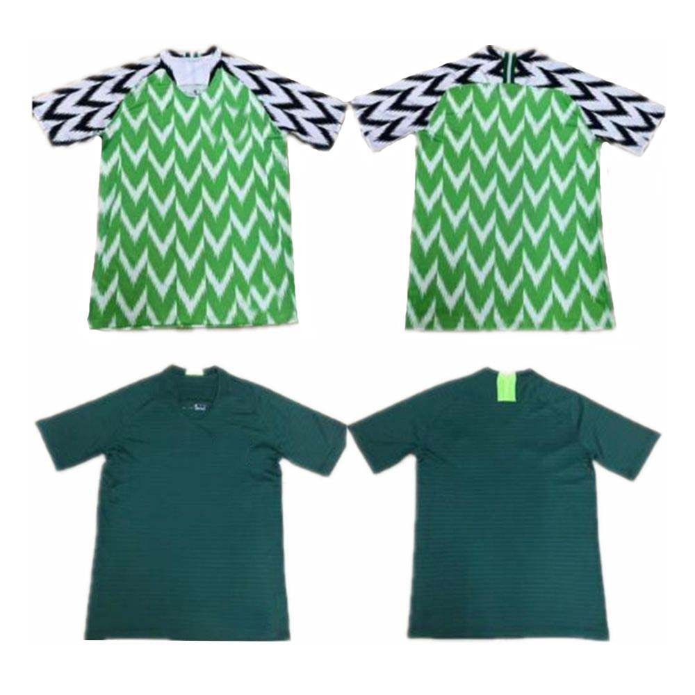 3fd291da0 Hot Sale 2018 Nigeria National shirts Football Team Soccer Jersey.Can  Customize The Number And Name