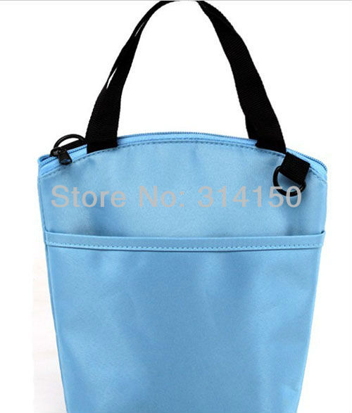FREE SHIPPING----baby feeding products keep warm bottle package mommy bag multifunctional fashion can aslant 4 colors 1pcs