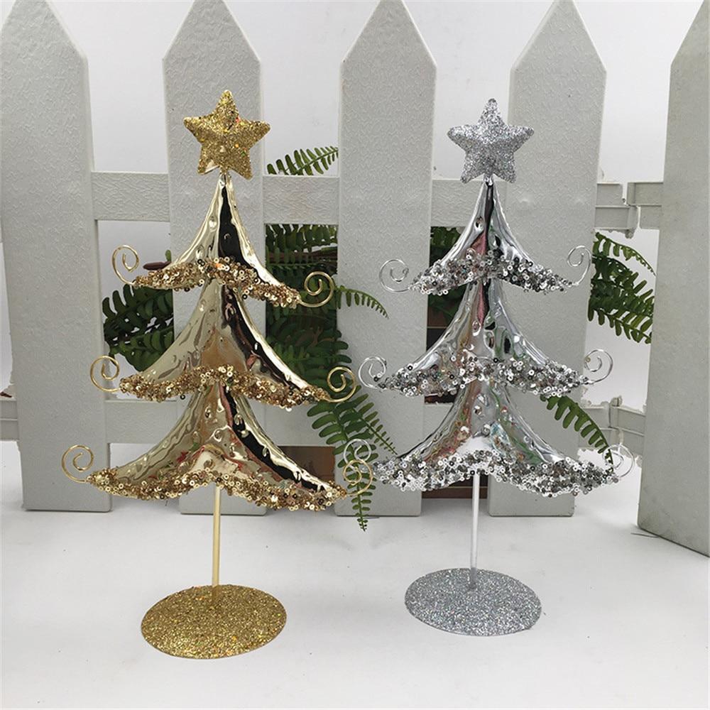 Christmas Tree Decorations Aliexpress: Noel New Year 2019 Christmas Tree Decorations Mini Desktop