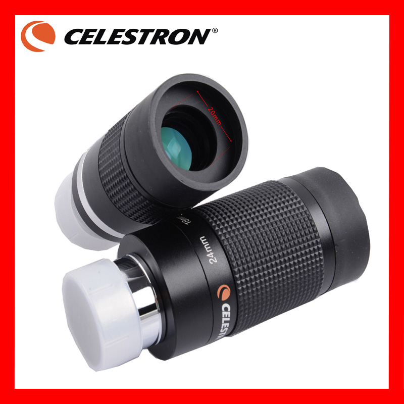 Free shipping Celestron astronomical telescope eyepiece 1 25 7 21mm Zoom eyepiece Continuous zooming variable not