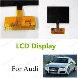 Wyświetlacz LCD gorący bubel dla Audi A3 A4 A6 Monitor LCD wysokiej jakości darmowa wysyłka