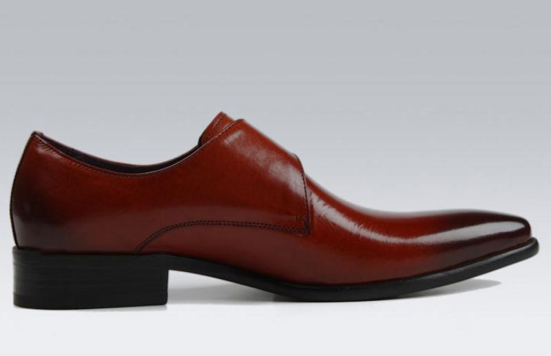Escritório Nova Tamanho 1 Dos Moda Design Fivela Bico 2 Derby Sapatos Trabalho De Genuíno Couro Vestido Mens Do Homens 44 Carreira Fino Sapatas Casamento 44r6T