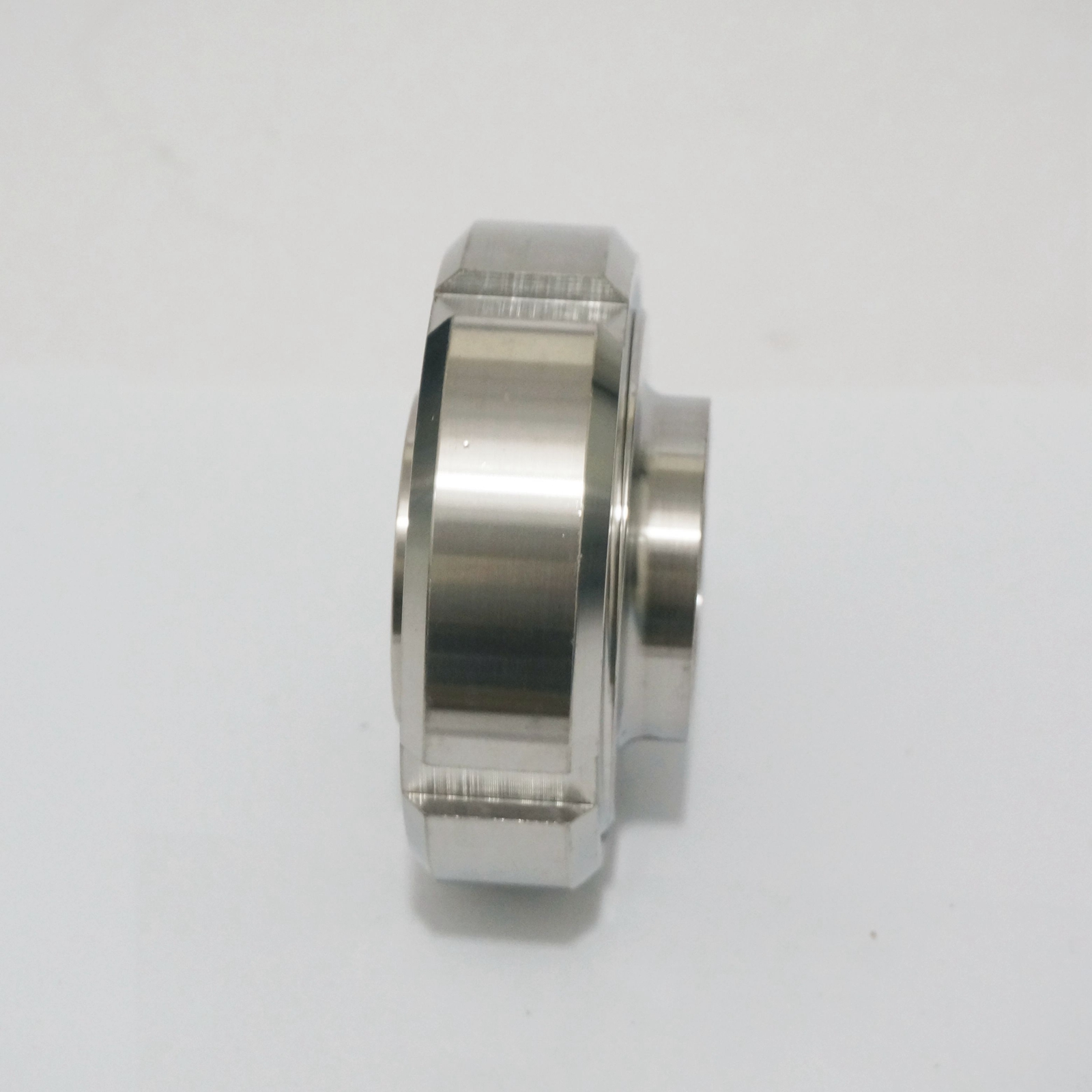 DN40 304 Stainless Steel Sanitary DIN Weld On Socket Union Set Pipe Fitting