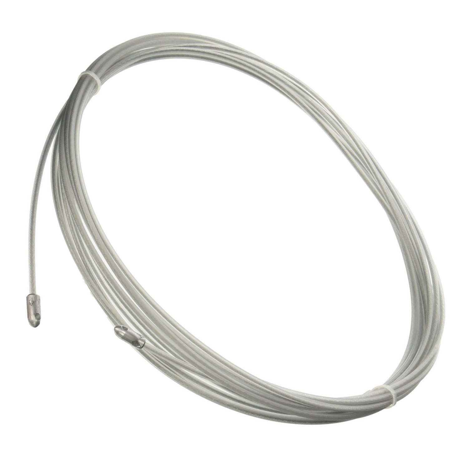 WSFS Hot 10M 33Ft Electrical Wire Threader Cable Running Rods Fish ...