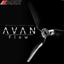 20 sztuk EMAX AVAN Flow 5x4.3x3mm 5 Cal 3 ostrza śmigła rekwizyty 5CW 5CCW dla RC Drone (10 pair)