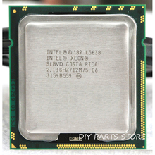 INTEL XONE L5630 CPU INTEL L5630 PROCESSOR 4 core 2.13 MHZ LeveL2 12M  WORK  FOR lga 1366 montherboard