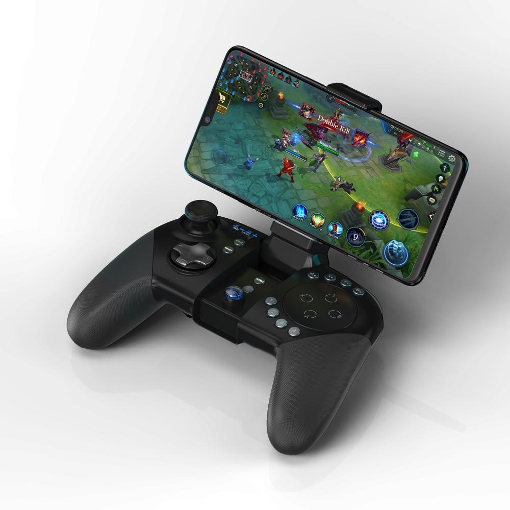 GameSir G5 avec Trackpad et Boutons Personnalisables, Moba/FPS/RoS, identité V Bluetooth Sans Fil Contrôleur de Jeu Pour Android Téléphones
