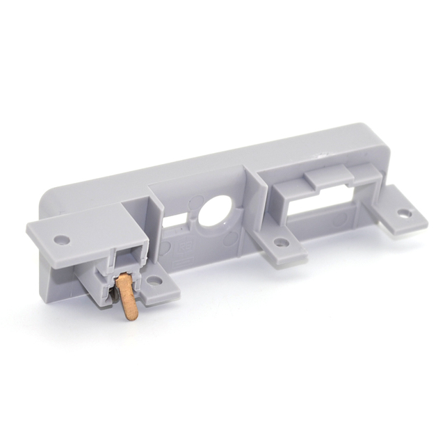 For SNES Power Input DC Jack Replacement Panel for Super Nintendo