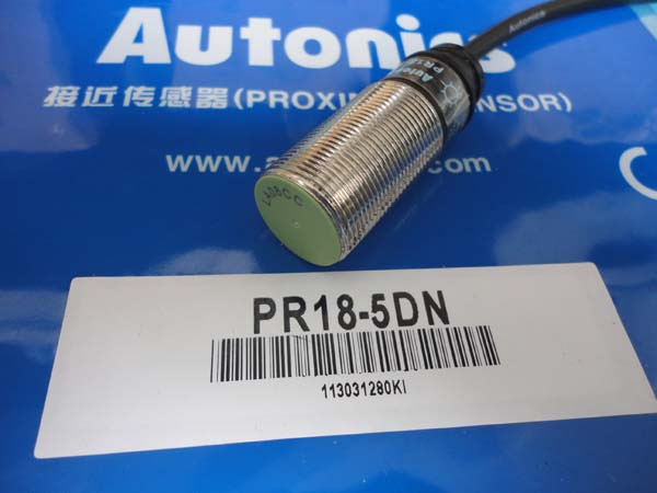 original PR18-5DN inductive proximity switch  free shipping dhl ems 5 pc original proximity switch pr18 8dn