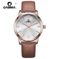 Casima Watch Women Top Brand Luxury Women Clock Fashion Leisure Female Waterproof Women Quartz Wirst Watch