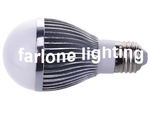 1 E27 3 LED 3W Warm/Pure White Bulb Ball Globe Light Bulbs Bright - GuangZhou Farlone Lighting Co, Ltd. store