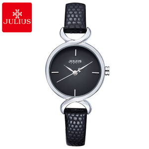 Women Snakeskin Simple Quartz Waterproof Watch Girls Fashion Casual Leather Belt Steel Back Clock Student Time Gift Freeshipping