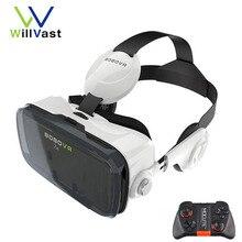 BOBOVR Z4 VR / Z4 Mini Virtual Reality Goggles VR Helmet 3D Glasses Bobo VR Z4 Headset for 4.7~6.2″ Smartphone for Games Movies