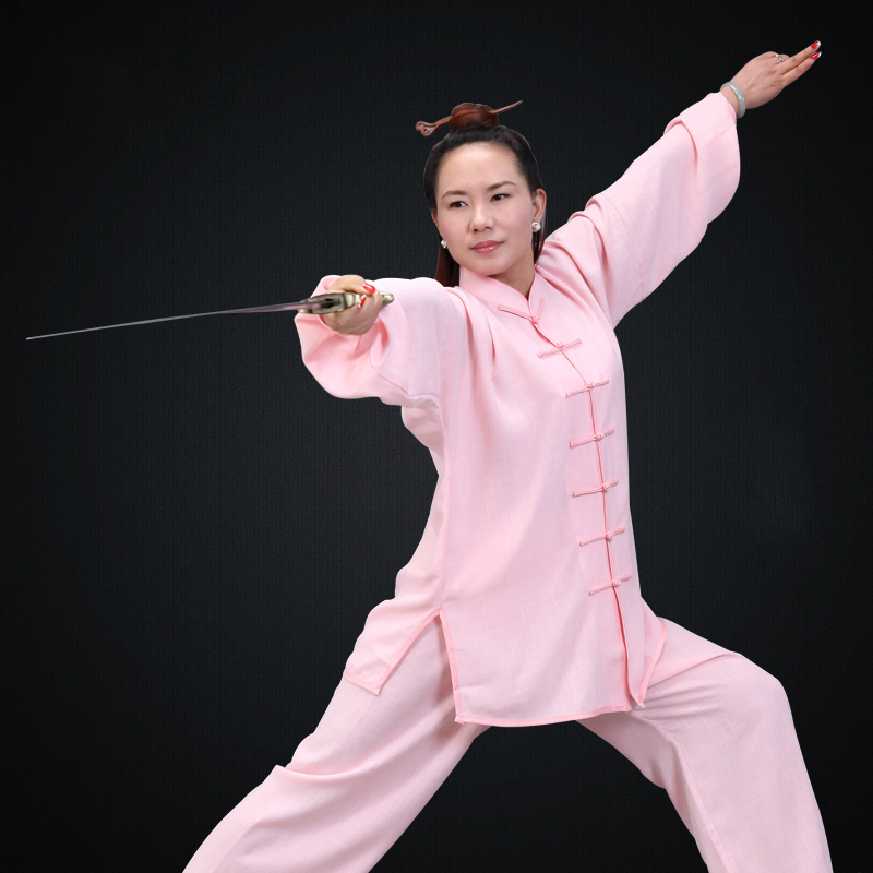 Wudang Tai chi clothing cotton and linen clothes martial arts  men and women  taijiquan ai Chi uniforms Kung Fu performance гель для бровей touch in sol hollywood brow gel tatto bar 1 цвет 1 light brown variant hex name a67a5d