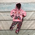 baby girls V-day clothes girls XOXO hoodie outfits with red love pant children boutique clothing children love heart pant