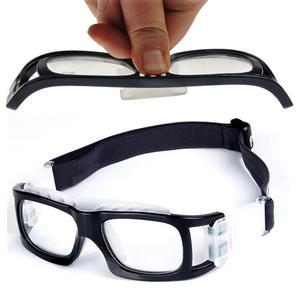 c9661dd2cb Basketball Glasses Silicone Pad Sport Safe Eyewear Eye Safety Goggles