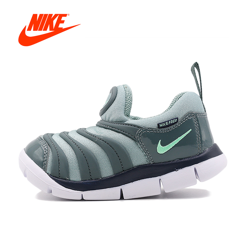 Nike Original New Arrival Caterpillar Children Unisex Sports Shoes Sneakers