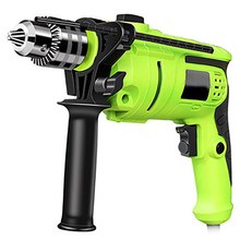 Electric Drill Household Impact Drills Multi-function High Power Handle Electrical Tools for Tightening Screws,Cutting,Polishing