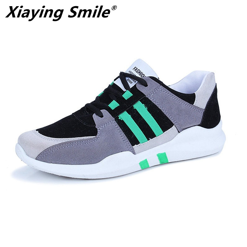 2018 Fashion Sneakers New autumn Trend Runway Casual Shoes Lightweight Breathable Summer Casual Shoes Men Korean Footwear