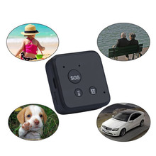 New Type Mini GSM GPRS GPS Tracker Vehicle Car Pet Real time Tracking System Device Voice intercom SOS Quick Call Without Card