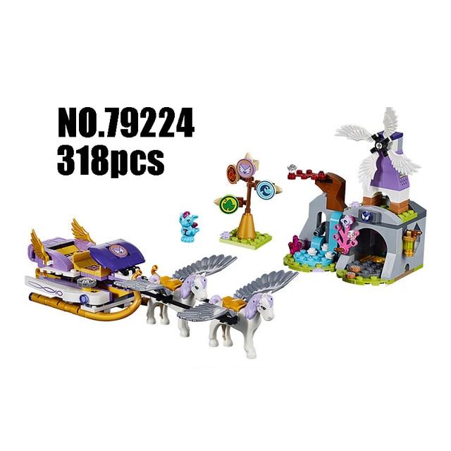 Compatible with Lego Elves 41077 LELE 79224 318pcs Elves Figure ...