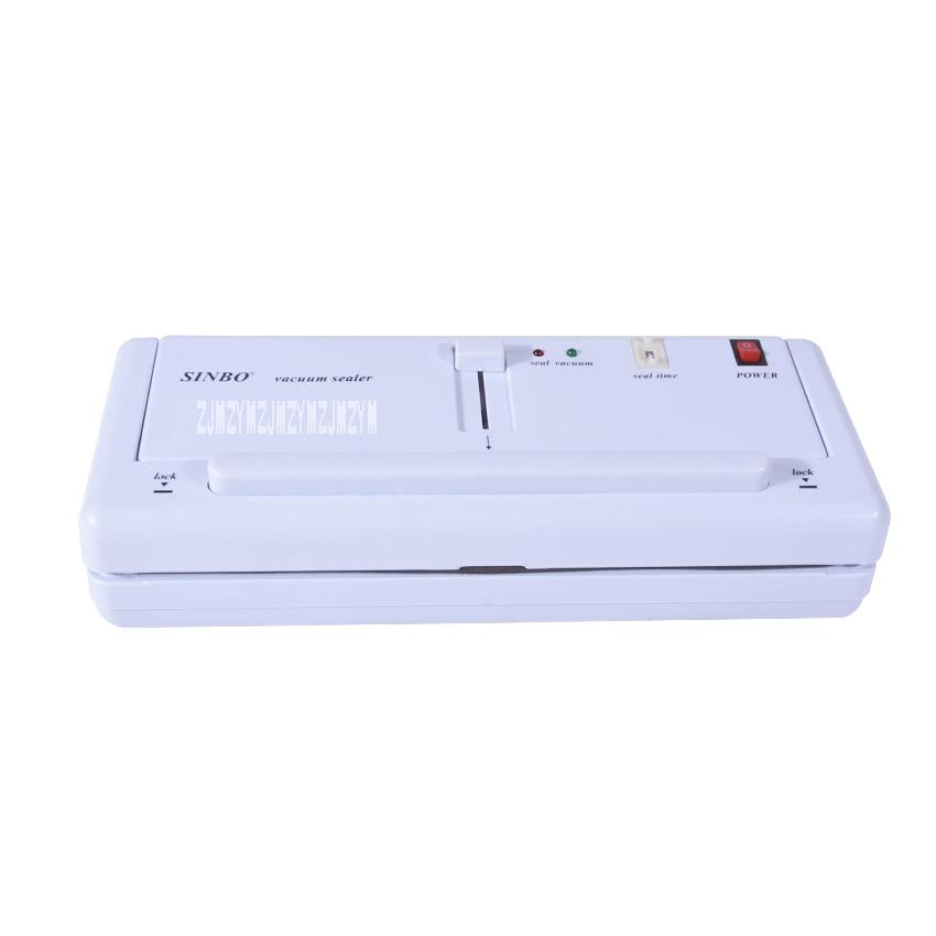 1 PC DZ280 Household Food vacuum Plastic Bag Sealer Sealing Machine Small vacuum packaging machine