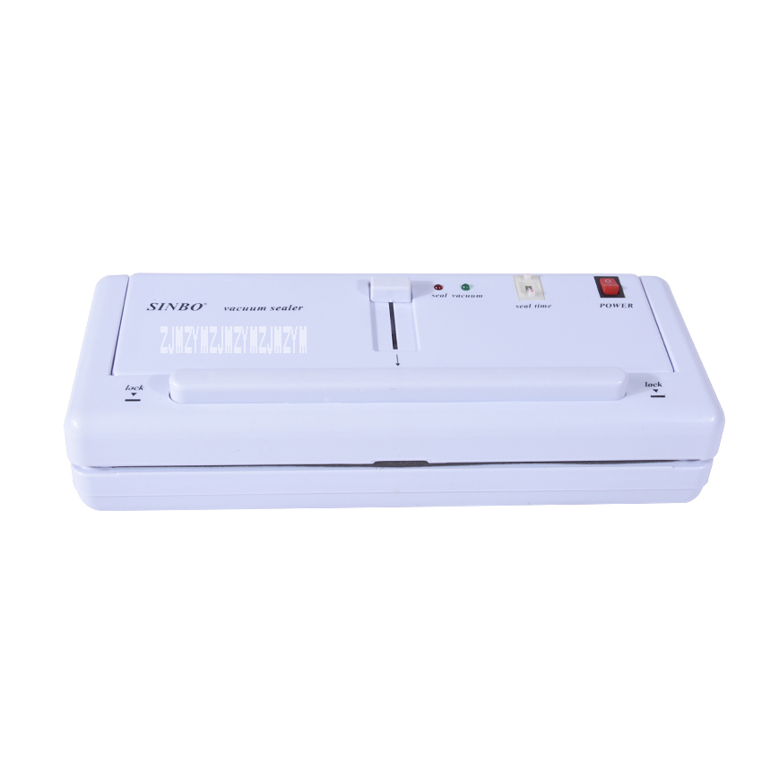 1 PC DZ280 Household Food vacuum Plastic Bag Sealer Sealing Machine Small vacuum packaging machine sealer vacuum pump food packaging machine household small preservation convenient high suction plastic bag laminator