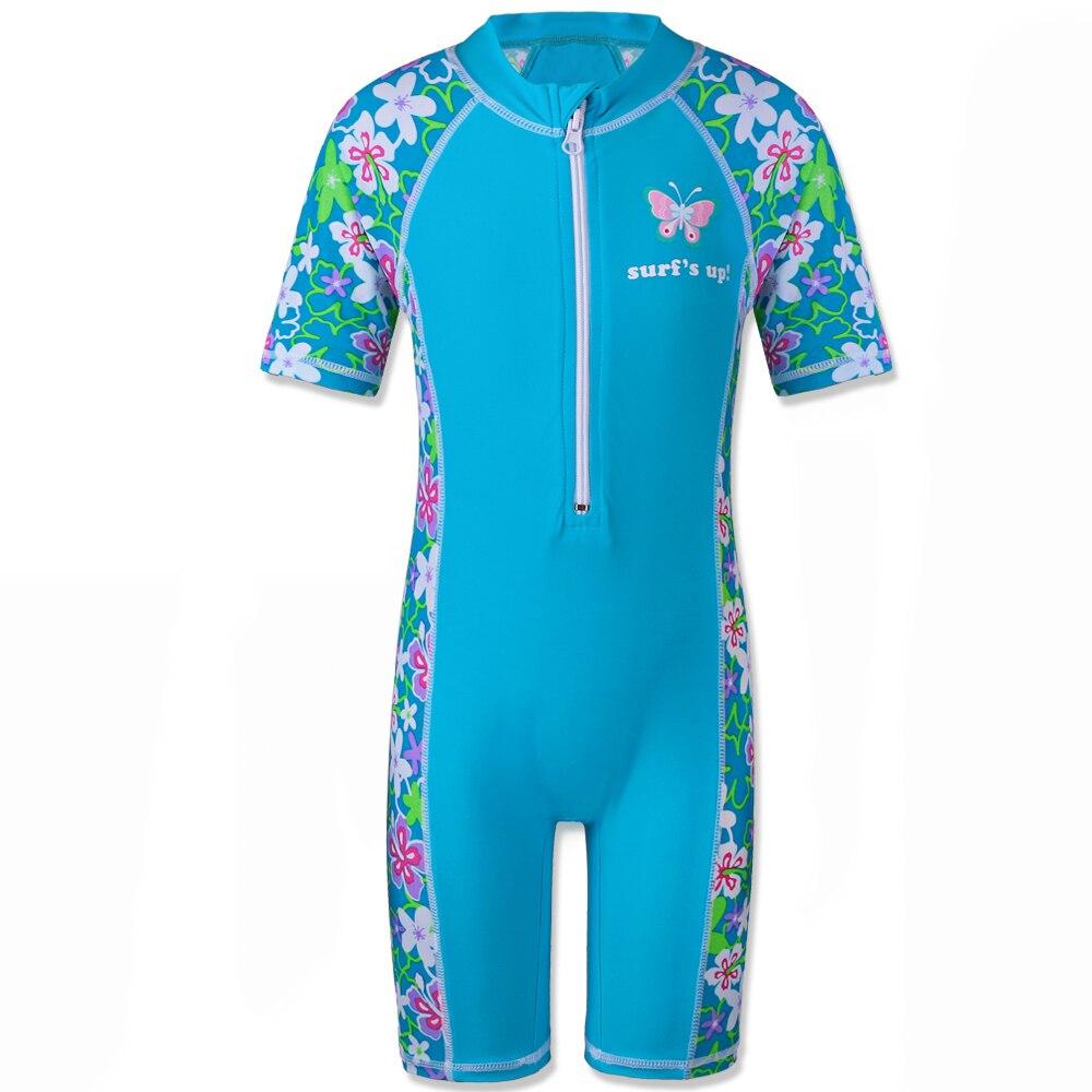 2017 New Swimsuit Boys Swim Swimsuit UPF50+ Rash Guard Protection Surfing Bathing Swimwear 3-10Y upf50 rashguard bodyboard al004