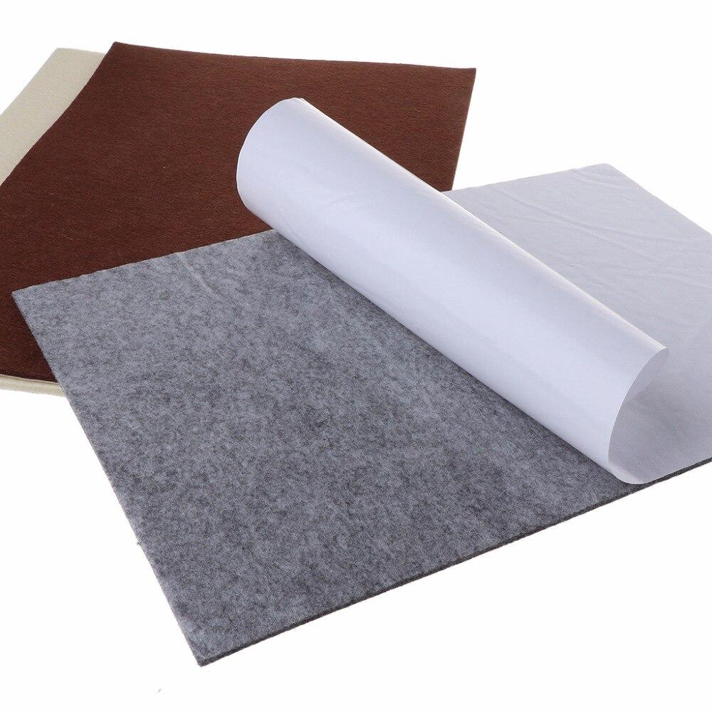 Diy Shape Self Adhesive Furniture Felt Pads To Protect