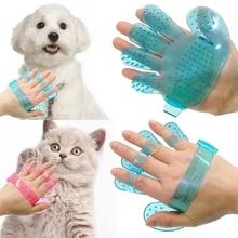 Glove Pet-Grooming-Glove Cat-Brush-Comb Pet-Deshedding-Brush Hackle For Cat SUPREPET