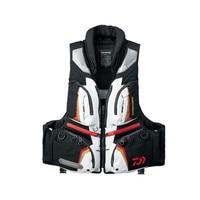 2017 DAIWA NEW Fishing life jacket Vest DF 3107 man DAIWAS outdoors buoyancy 120 kg light Multi function DAWA Free shipping