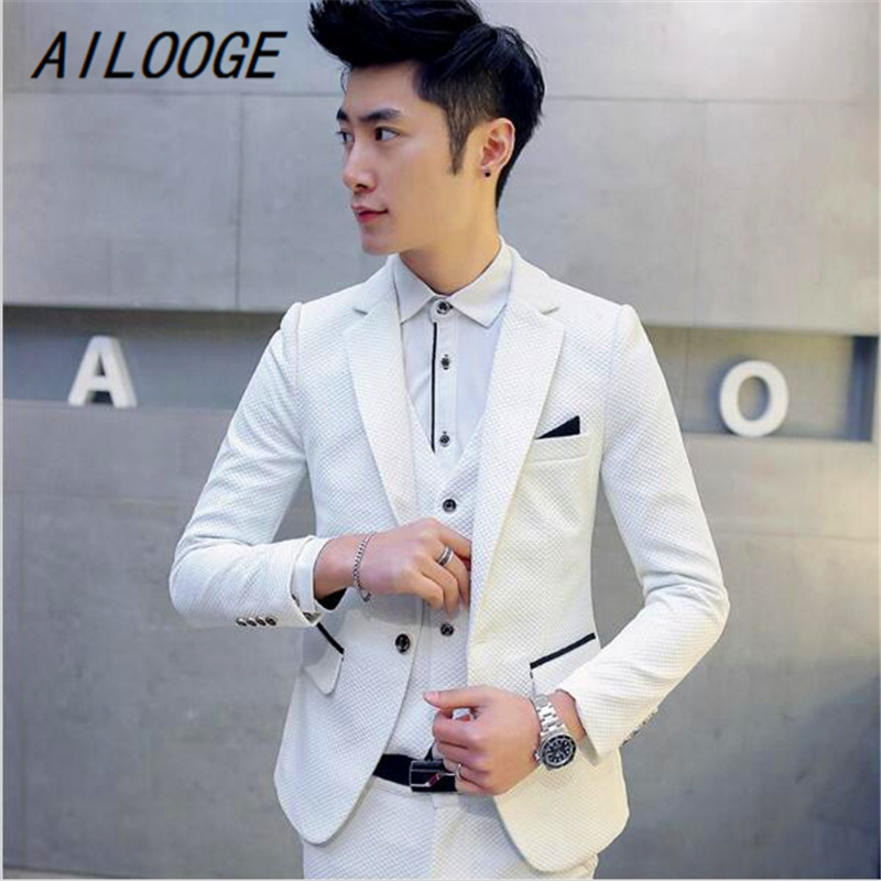 Online Get Cheap Men White Suit Jacket -Aliexpress.com | Alibaba Group