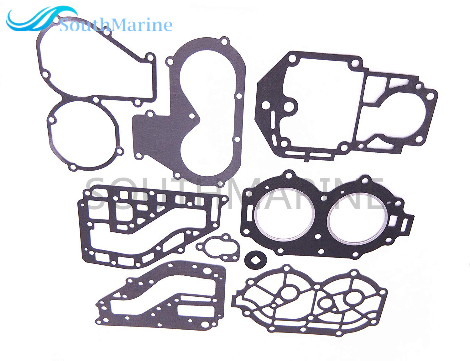 Boat Motor Complete Power Head Seal Gasket Kit for Yamaha 25HP 30HP Outboard Engine