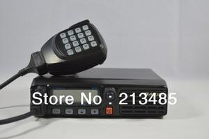 Мобильное радио/автомобильное радио, однодиапазонный UHF:400-470 МГц/VHF:136-174 МГц 128CH 45 Вт Автомагнитола