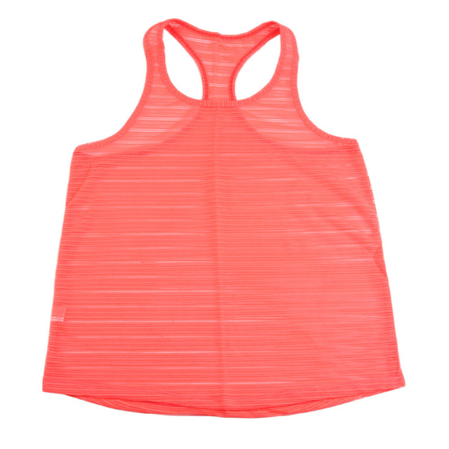 Women Quick Dry Running Vests Sports Vest Ultra Thin Breathable Mesh Vest Female Running Fitness Yoga Stretch Vest Tanks