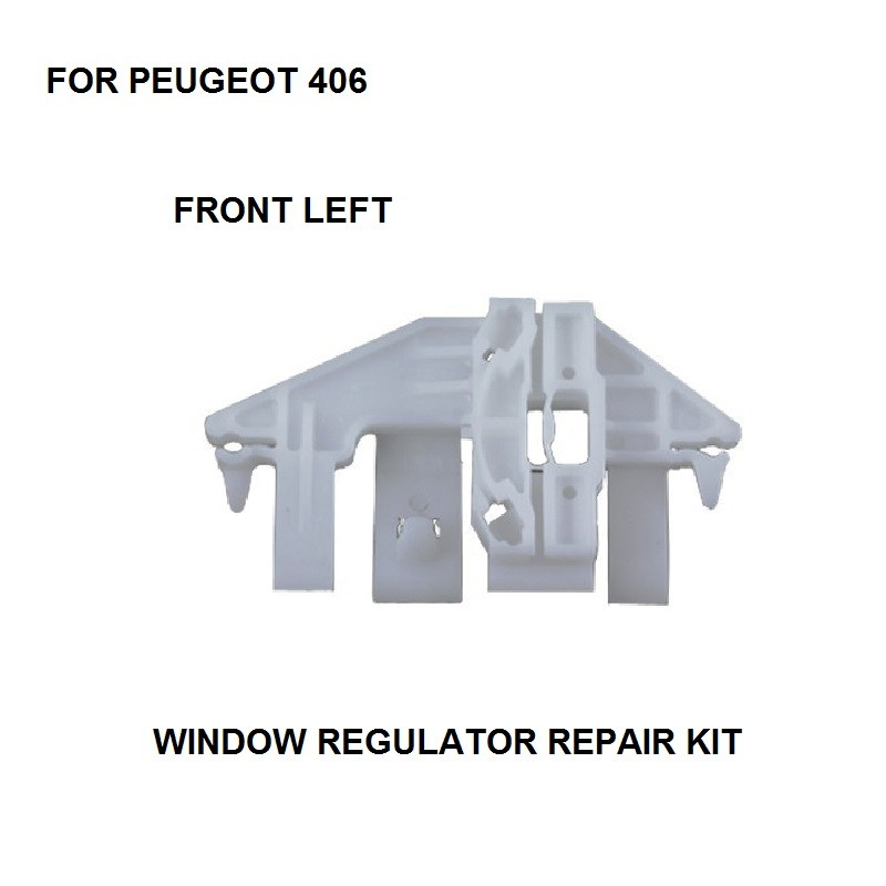 PEUGETOT 406 WINDOW REGULATOR REPAIR KIT FRONT LEFT HAND SIDE