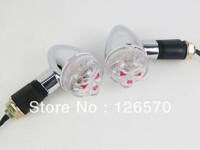 GS 500 2001-08 Side Light Bulb Cobalt Blue New