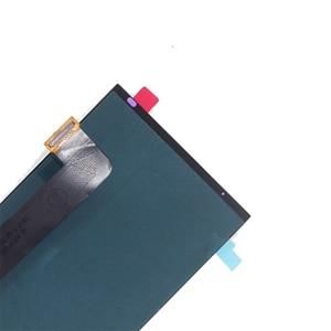 Image 5 - AMOLED per zte Axon 7 LCD A CRISTALLI LIQUIDI di tocco digitale dello schermo di ricambio A2017 A2017U A2017G Asembly zte A2017 Axon7LCD + Trasporto trasporto libero