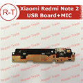 For Xiaomi Redmi Note 2 USB Board High Quality USB Charger Plug Board +MIC Module Replacement For Xiaomi Redmi Note 2 Prime