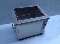 1000W 40khz/100khz Dual frequency ultrasonic cleaner,40khz/100khz Dual frequency Cleaning Tank