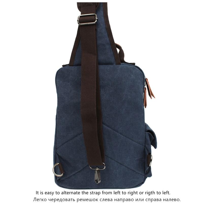 Unisex Messenger Bag High Heels Pattern Shoulder Chest Cross Body Backpack Bag