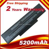 HSW 5200MAH laptop pil için Asus A32-K72 A32-N71 K72DR K72 K72D K72F K72JR K73 K73SV K73S K73E N73SV X77X77VN k72-100 bateria