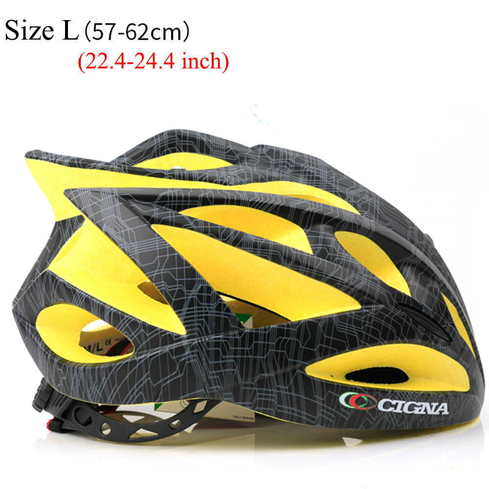 Aliexpress.com   Buy CIGNA Bicycle Helmet Casco Ciclismo Mountain Bike  Helmet Mtb Capacete Ciclismo Ultra light Cycling Helmet Bmx from Reliable  Bicycle ... 51d61636d