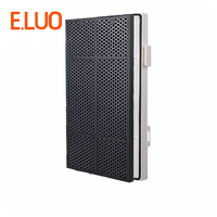 High efficiency hepa filter + activated carbon filter of air purifier parts for 101076CH etc