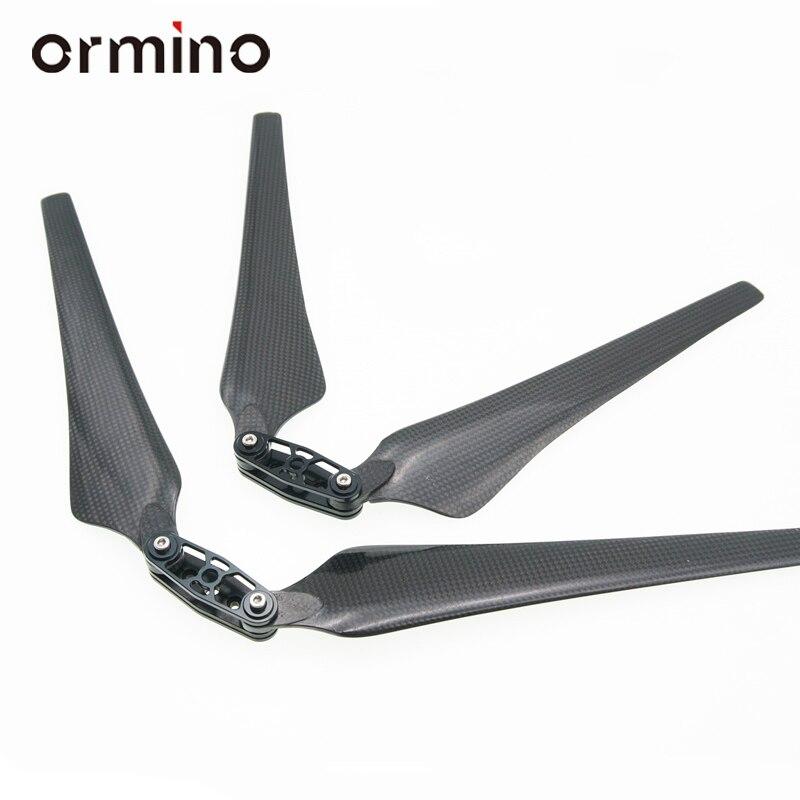 Ormino 2 paar 2170 Gevouwen Propeller 21 Inch E2000 UAV Carbon Fiber Klapschroef 6010 Borstelloze Motor S900 Power RC drone Kit-in Onderdelen & accessoires van Speelgoed & Hobbies op  Groep 1