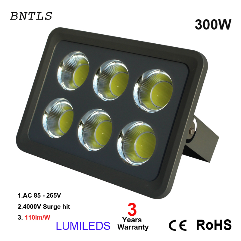 Led Flood Light 100W 150W 200W 300W 400W 500W 600W Outdoor Spot Lighting Lamp Waterproof IP65 AC85-265V стоимость