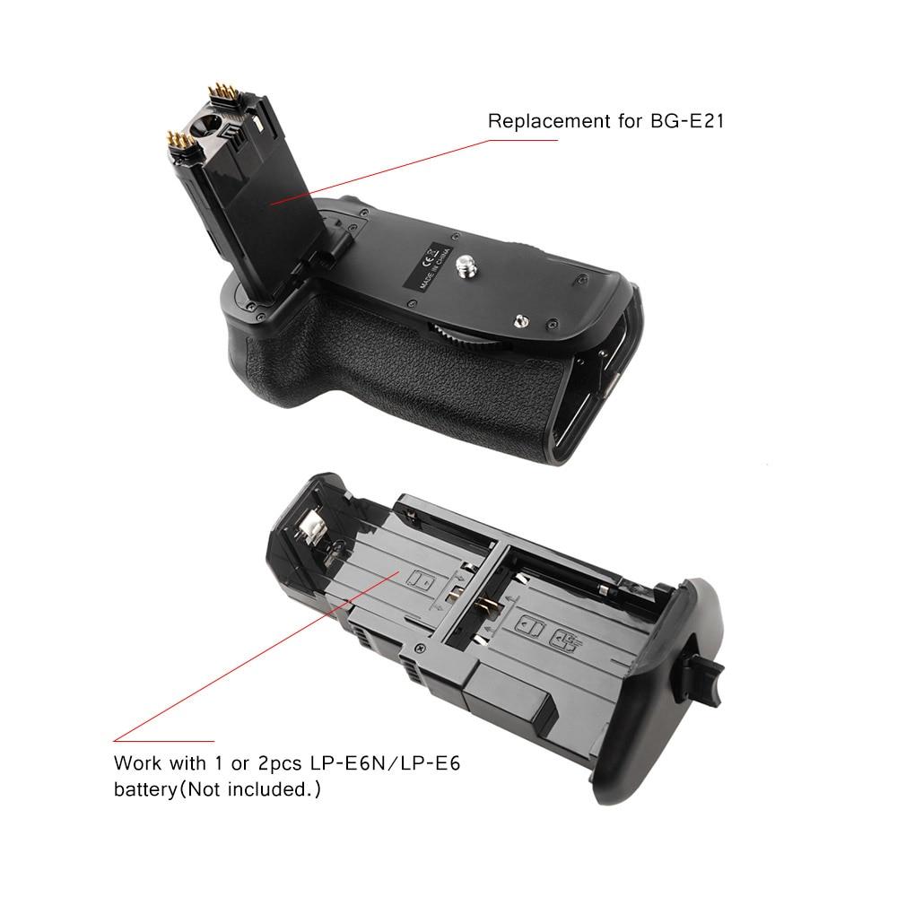 Accessories & Supplies Accessories Canon BG-E21 Battery Grip for ...