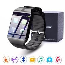 Bluetooth Smart часы DZ09 Relojes Smartwatch Relogios TF SIM Камера для IOS IPhone samsung huawei Xiaomi телефона Android