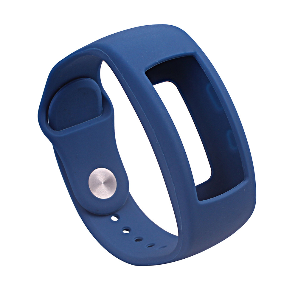 Silicone Replacement Watch Wrist Strap Band For Samsung Gear Fit 2 SM-R360 Smart